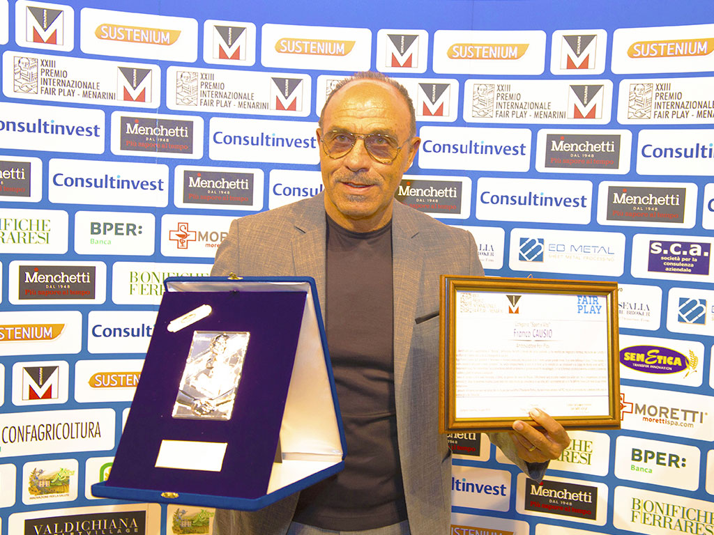 Premio Fair Play Menarini - Causio
