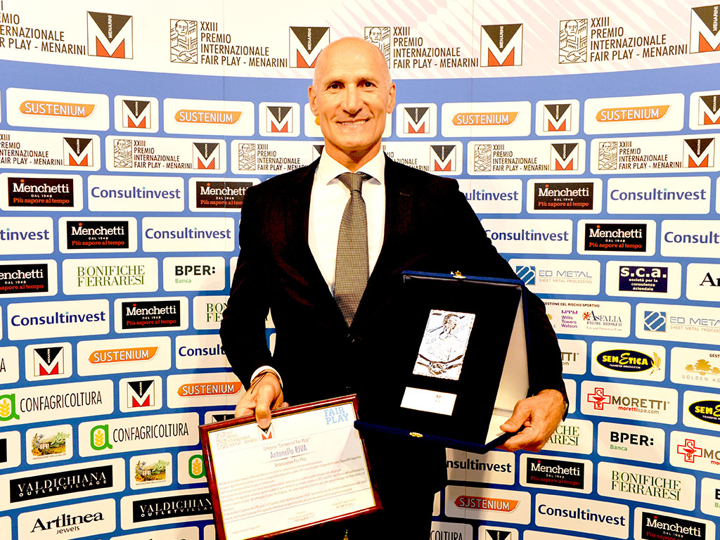 Premio Fair Play Menarini - Riva