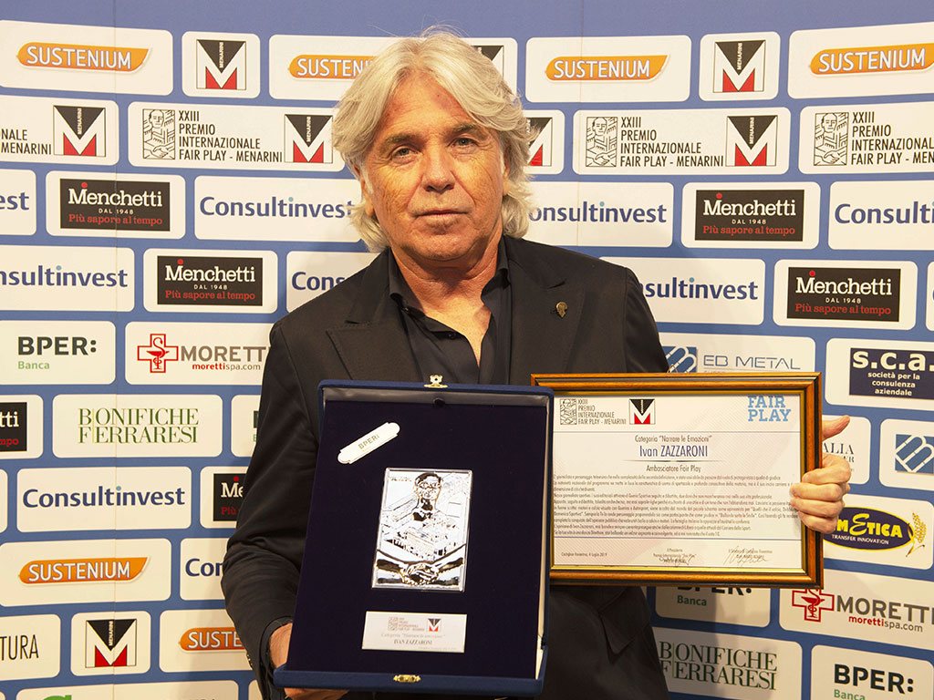 Premio Fair Play Menarini - Zazzaroni